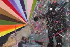 Philip Groezinger, Do not hesitate, 2014, oil on canvas, 70 x 60 cm